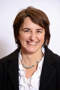 Dr. Milena Corredig, University of Guelph professor and Ontario Dairy Council research chair.