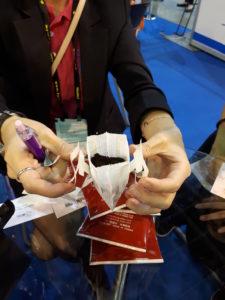 Chung Shan drip coffee packet
